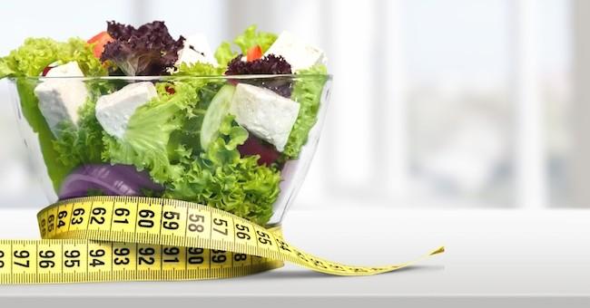 Insalata, dieta