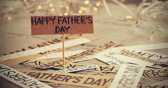 Festa del papà, ritagli