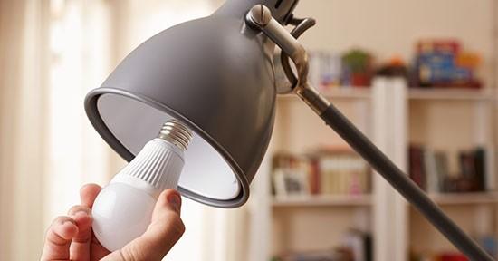 Lampadina al LED