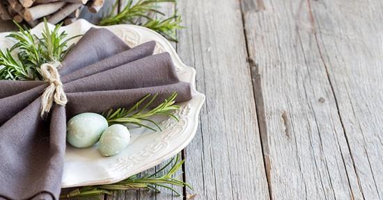 Piatto per Pasqua