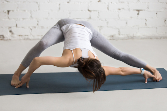 Pilates Matwork esercizi