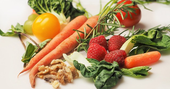 Frutta e verdura contro l'omocisteina alta