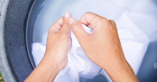 Bucato a mano