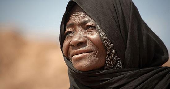 Donna Tuareg