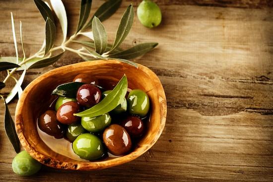 Un'eccessiva fluidità dell'olio d'oliva è indice di una scarsa qualità.