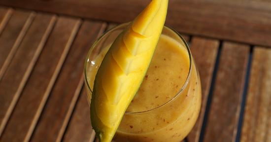 Sorbetto di mango