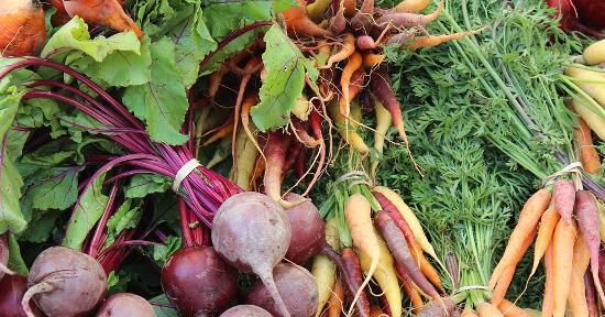 Barbabietole e carote