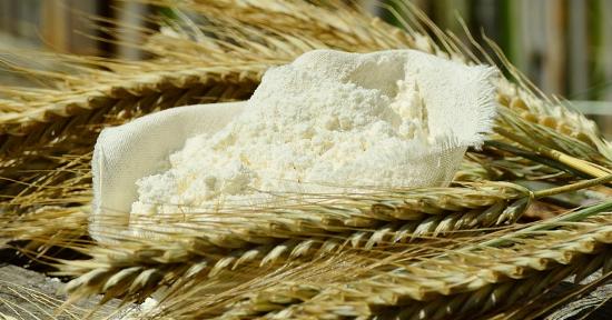 I cracker possono essere preparati con l'impiego di farine di diversa provenienza.