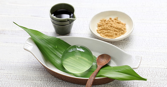 Mizu shingen mochi