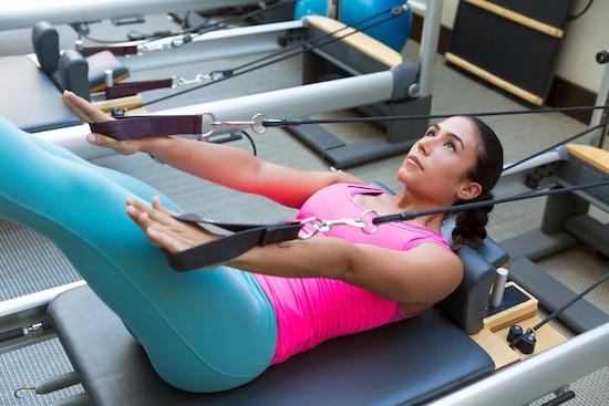 Pilates donna