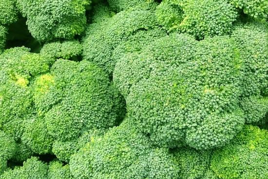 Alimenti che contengono Vitamina K: broccoli