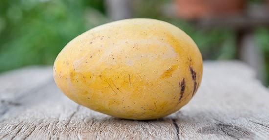 Mango giallo