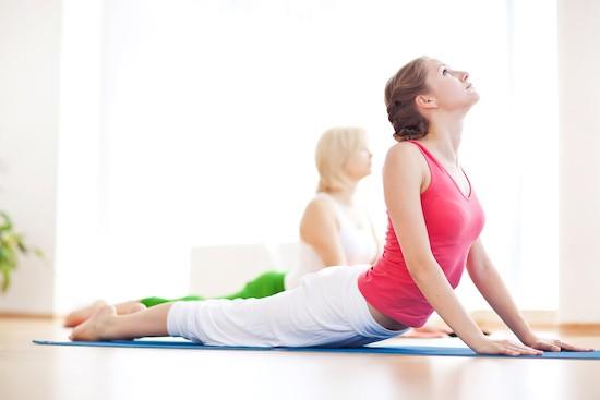 Postural Pilates donna