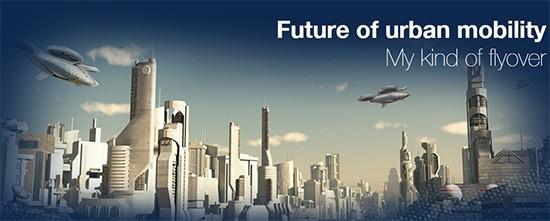 Un veicolo a guida autonoma in grado di spostarsi nel cielo: il concept di Airbus per la mobilità del futuro