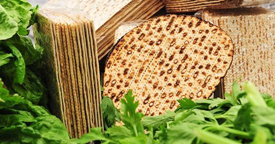 Il pane azzimo è una forma antichissima di pane ottenuto senza l'impiego di lieviti nel processo di panificazione.