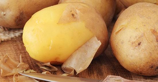 Ricetta delle Patate lesse