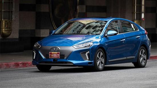 Hyundai, concept IONIQ a guida autonoma