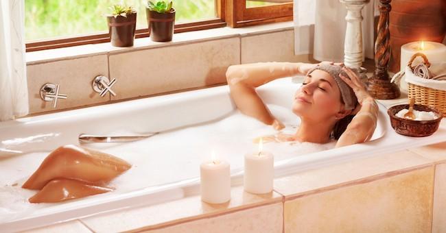 Bagno caldo efficace per ridurre infiammazioni e glicemia - Bagno caldo in gravidanza ...