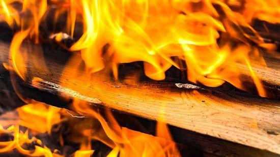 Bruciature legno