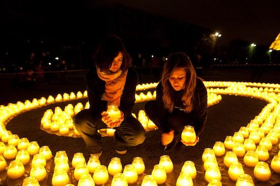 Ora della Terra, Earth Hour 2010