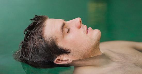 Terapia del galleggiamento