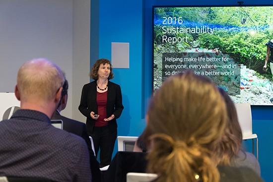 HP Sustainability Summit