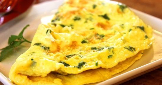 Kitchen omelet