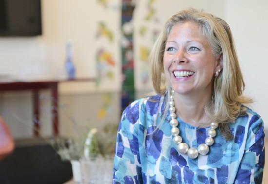 Kirstie McIntyre, HP Director, Environmental Responsibility EMEA