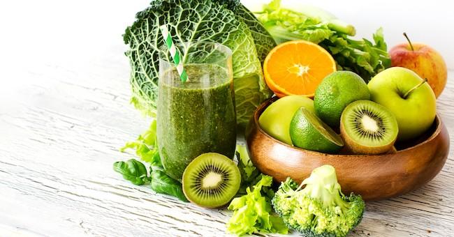 Vitamina C, alimenti