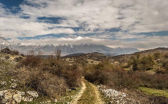 Cammino dei Briganti, 100 Km tra Abruzzo e Lazio