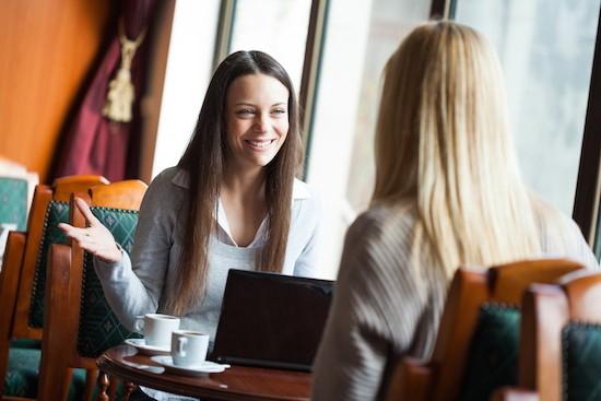 Conversazione tra donne