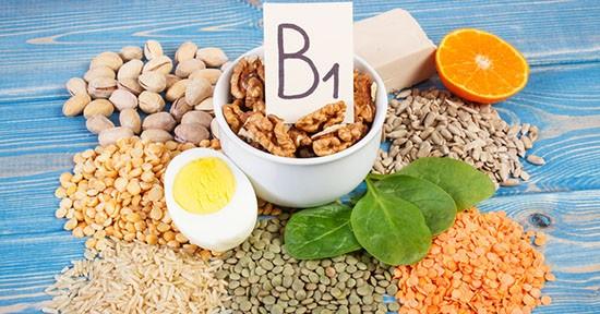 Alimenti che contengono Vitamina B1