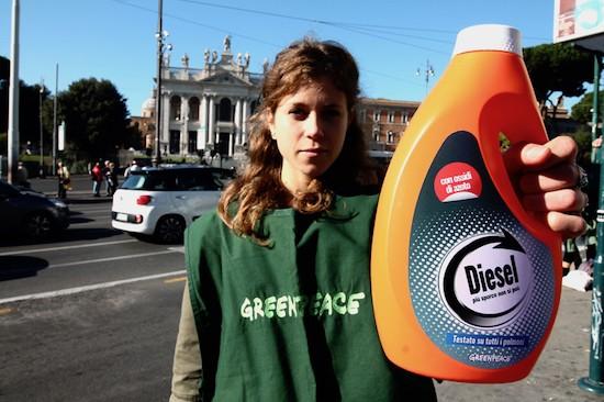Greenpeace Roma