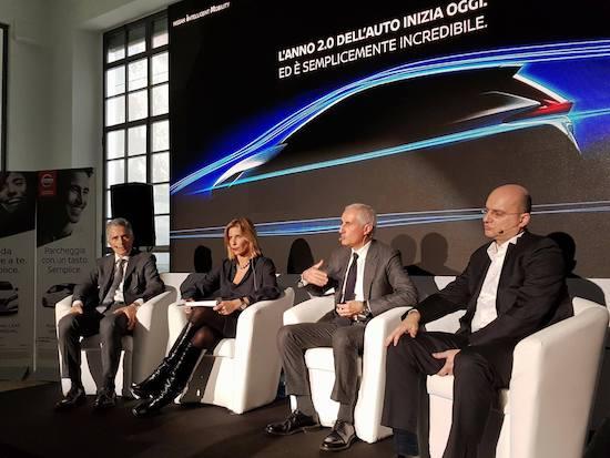 Nissan Leaf, presentazione