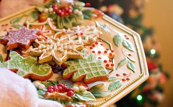 biscotti veg con glassa