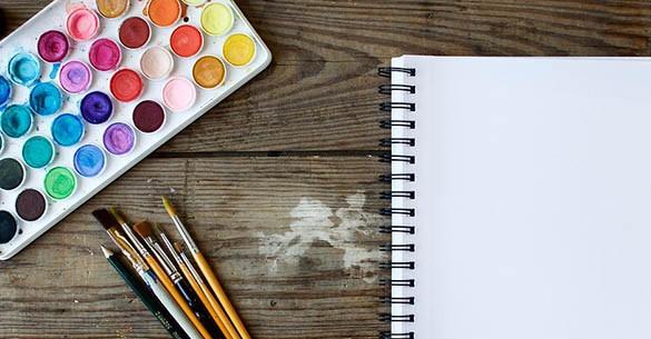 Carta e colori