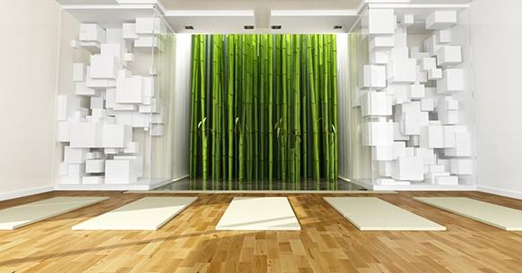 Pavimento Bamboo