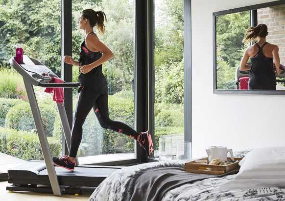 allenamento per tornare in forma