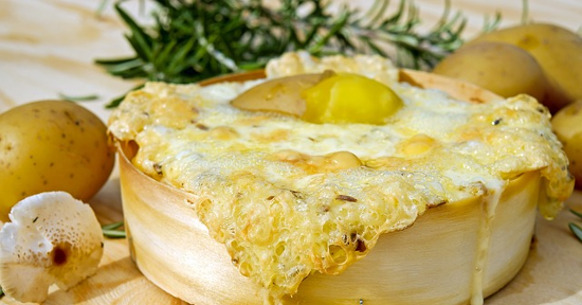 Oven-baked-cheese