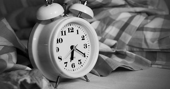 Sveglia e letto