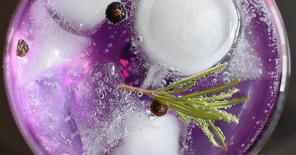 Ghiaccio e aromatiche