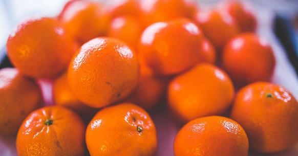Mandarini interi
