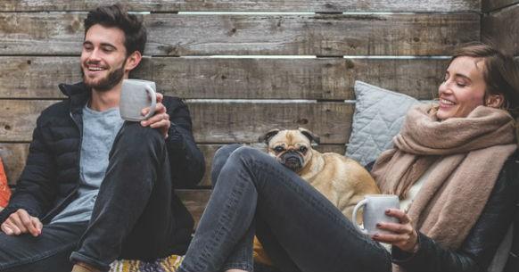 Cane e uomo
