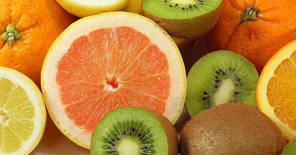 Arance e kiwi
