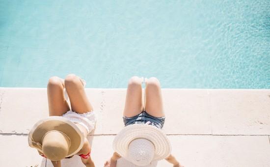 Luogo piscina fai da te