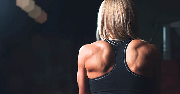 Donna muscoli