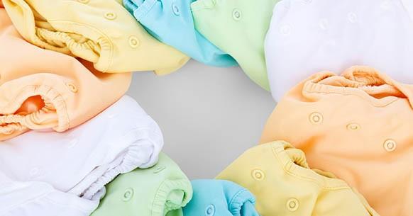 Rimedi naturali contro le irritazioni da pannolino: Pannolini
