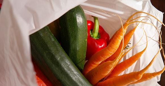 Sacchetto verdura