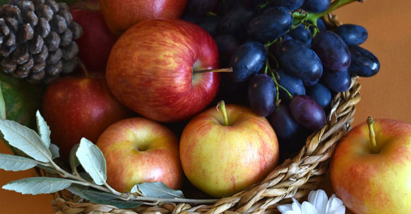 Frutta dell'autunno