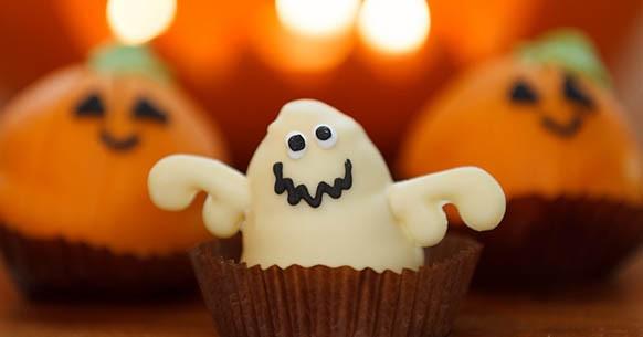 Decoro fantasma Halloween
